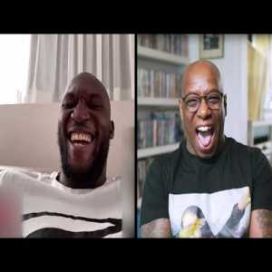 Wright x Lukaku - Brilliant conversation between Wrighty and Rom on life in Italy, being in Isolation and Man United.