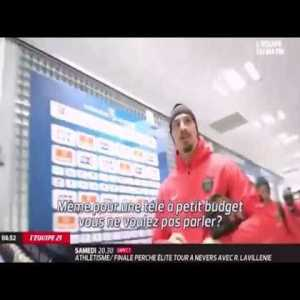 "Zlatan: ""I'm the boss"""