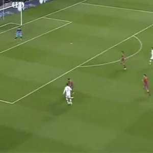 36' Nani - Ronaldo brilliant assist vs Spain