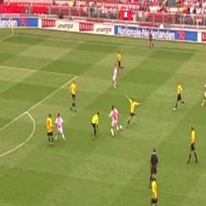 Ajax [5]-1 NAC Breda   Zlatan Ibrahimovic 76'