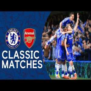 Arsene Wenger's 1000th game as Arsenal manger - Chelsea 6-0 Arsenal