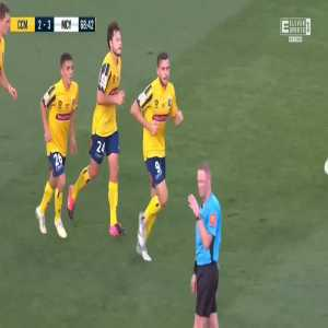 Central Coast Mariners [2]-3 Melbourne City - Jordan Murray 69'