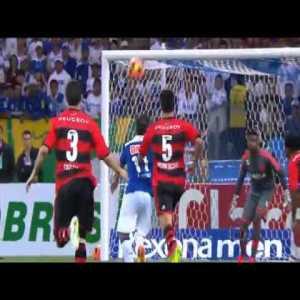 Cruzeiro [2] - 0 Flamengo   Everton Ribeiro [Great Goal]