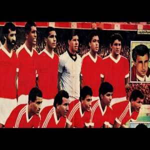"[Great Goal] One of the best goals in the history of Egyptian football by Mahmoud ""Bebo"" El Khateeb (El Ahly Egypt vs El Marasy Tunisia in CAF Cup Winners Cup 1985)"