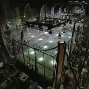 Nike advert - Secret Tournament (The Cage) - 2002. Ft. Thierry Henry, Ronaldinho, Eric Cantona among other greats