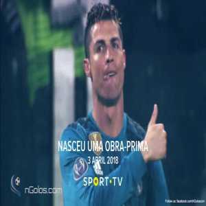 Juventus 0-[2] Real Madrid - Cristiano Ronaldo (bicycle kick)