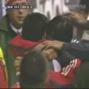 Liverpool 0 - [2] Benfica | Miccoli 88'