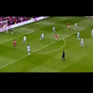 Manchester United 1-6 Manchester City