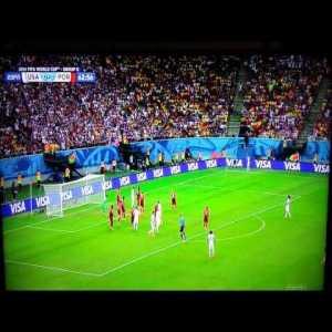 Portugal 1 - United States [2] - Jermaine Jones 64' (Great Goal)