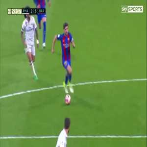 Real Madrid 2-[3] Barcelona - Lionel Messi 90'+3'