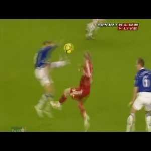 Throwback to Fernando Torres' backheel assist to Gerrard