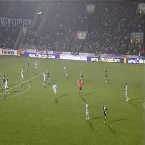 Yoann Gourcuff great goal vs PSG