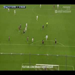 Bayern 0-1 AC Milan - Clarence Seedorf 27'