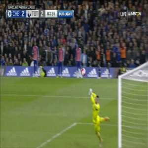 Chelsea [2] - 2 Tottenham – Eden Hazard 82' (Great goal to deny Tottenham the league and win it for Leicester City)