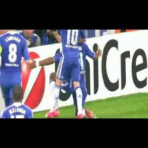 Didier Drogba impressive header goal against Bayern Munich