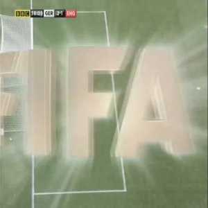 Frank Lampard's disallowed goal vs Germany 2010 WC