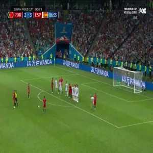 Portugal [3] - 3 Spain | Ronaldo 87' (Great Goal)
