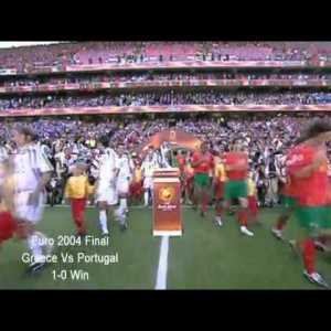 The ultimate underdogs Euro 2004