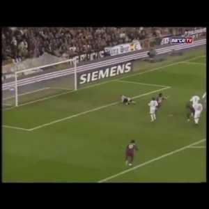 When Ronaldinho smoked Real Madrid