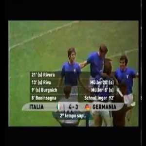 """Why i miss football Ep. 1: Italy - West Germany 4-3, """"El partido del siglo"""""""
