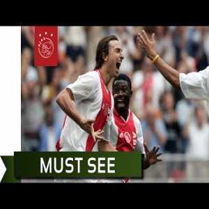 Ajax's best goal for Zlatan