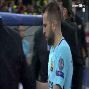 Incredible scenes and Peter Drury's commentary at full time after Roma's historic Champions League comeback vs Barcelona