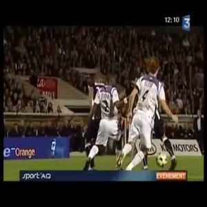 Special mention to the Girondins de Bordeaux team in 2008-2009, the team that managed to end Lyon's 7 year hold on Ligue 1, and one of the most fun teams I've had the pleasure of following.