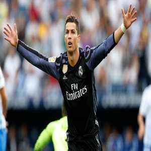 Real Madrid [1] - 0 Málaga CF Cristiano Ronaldo 2'