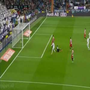 Cristiano Ronaldo off the ball movement