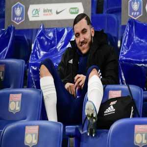 "Rayan Cherki (Lyon): ""Favorite club after Lyon? Obviously Real Madrid."""
