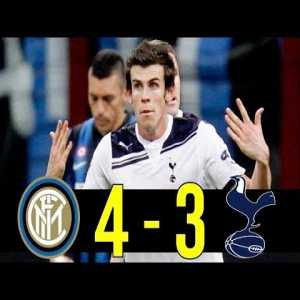 The day Gareth Bale surprised the world - Spurs v Inter (UCL 10/11)