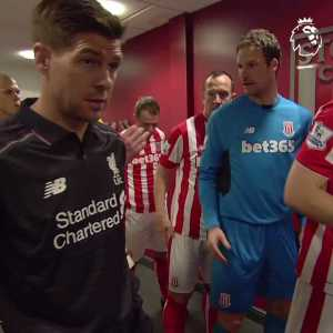 Throwback to when Stoke scored six against Liverpool in Gerrard's last ever PL appearance