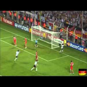 World Cup 2006: Germany [1] - Poland 0 - Neuville 91'