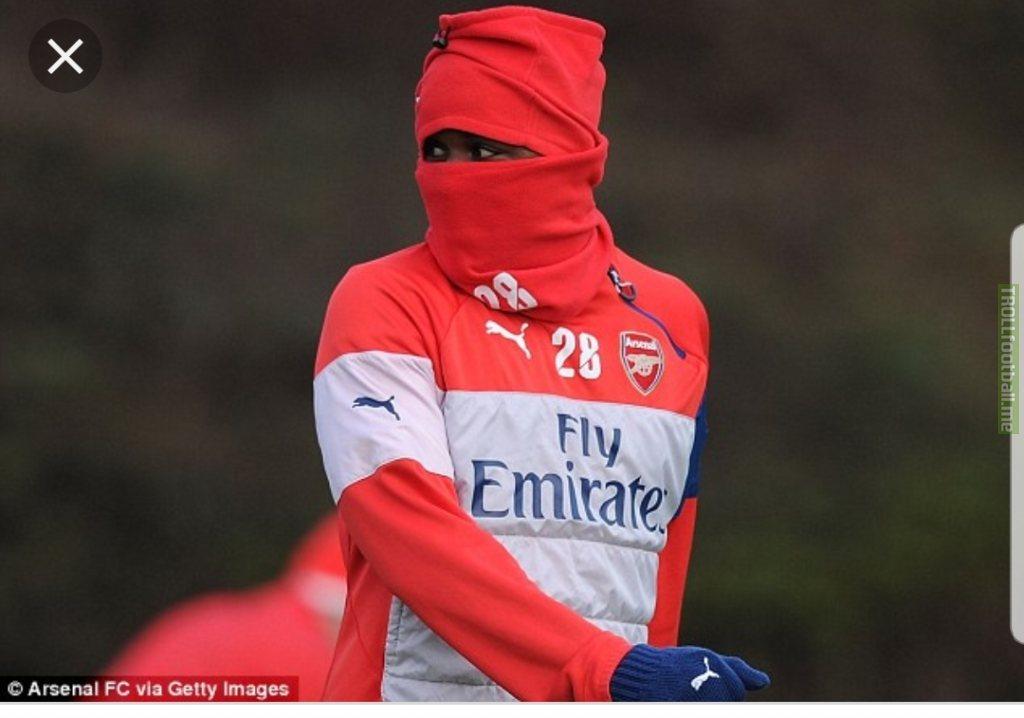 Arsenals 20/21 kit