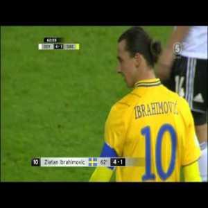 Germany 4-4 Sweden