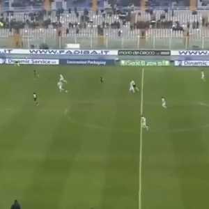 Pescara 1-0 Catania - Marco Sansovini 90+3'