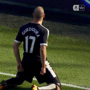 Adlene Guediora Thundercunt v Arsenal [(2)-0 Watford] [FA Cup Quarter Final 2015-16]
