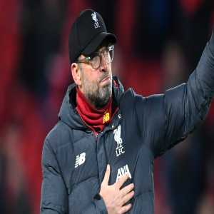 """Jurgen Klopp on the coronavirus crisis: """"The only way to get football back as soon as possible... the more disciplined we are now, the earlier we will get, piece by piece by piece, our life back. """"That's how it is. There is no other solution in the moment, nobody has another solution."""""""