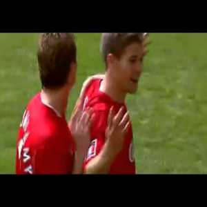 Steven Gerrard's 90th min stunner in the '06 FA Cup Final to destroy West Ham's dreams