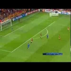 One of my favorite Ronaldo goals vs. Galatasaray 13/14 UCL