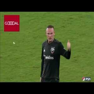 The defining moment for Rooney at DC United