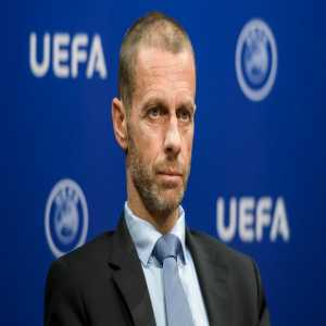 "UEFA president Aleksander Seferin: ""If we don't succeed in restarting, the season will probably be lost. ""The three options are to start again in mid-May, in June or at the end of June. There is also the possibility of starting again at the beginning of the next [season]."