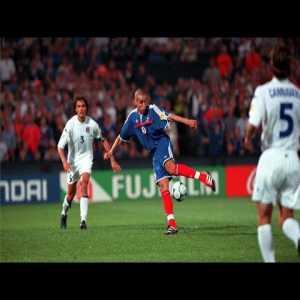 🇫🇷FRANCE 2➖1 ITALIE🇮🇹 Finale - Euro 2000
