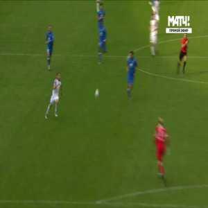 Isloch Minsk 1 - 0 Smolevichi - Veras (Smolevichi) peak Ekstraklasa miss