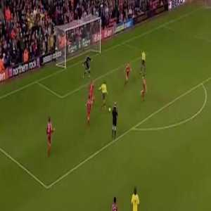 Thierry Henry goal against Liverpool [1-3] in the FA Cup third round tie in 2007
