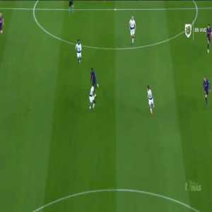 Ousmane Dembele goal vs Tottenham