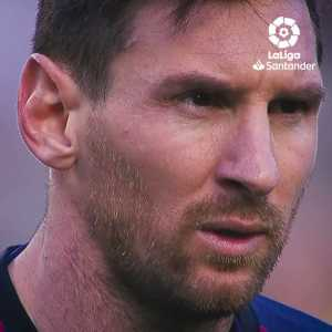 When Messi scored a Panenka free kick!