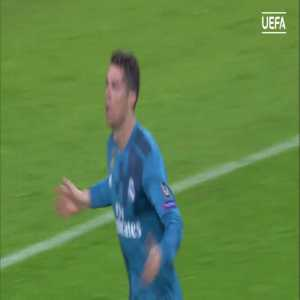 Multiple angles of Cristiano Ronaldo's bicycle goal vs Juventus in CL QF first leg match 2018
