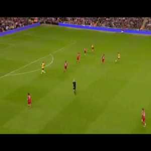 Arshavin's 4 goals vs. Liverpool