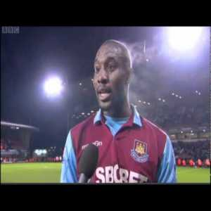Carlton Cole vs Birmingham Carling Cup